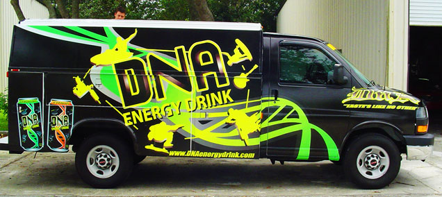 Kinetic animation boat graphics vehicle graphics fleet graphics signs and more